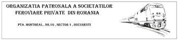 Organizatia Patronala a Societatilor Feroviare Private din Romania