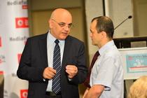 Dr. Raed Arafat și Dr. Cătălin Cirstoveanu