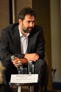 Alexandru Popa - Președinte Asociația Inima Copiilor